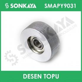 Sonkaya SMAPY9031 Konveyörlü Poşet Ağzı Kapatma Makinası Desen Topu