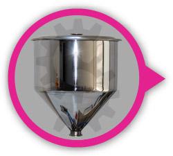 Sıvı dolum makinesi huni kapasitesi hakkında