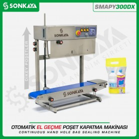Sonkaya SMAPY300DX Hand Hole Bag Sealing Machine