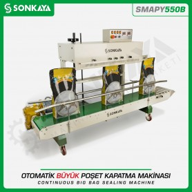 Sonkaya SMAPY550B Continuous Big Bag Sealing Machine With Coder