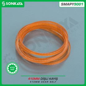 Sonkaya SMAPY9001 Continuous Bag Sealing Machine Gear Belt 410 mm