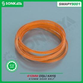 Sonkaya SMAPY9001 Poşet Ağzı Kapatma Makinası Dişli Kayışı 410 mm