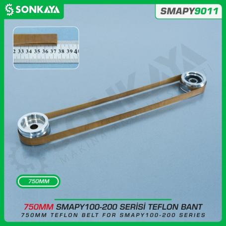 Sonkaya SMAPY9011 Poşet Kapatma Makinası Teflon Bantı 750 mm