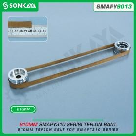 Sonkaya SMAPY9013 Poşet Kapatma Makinası Teflon Bantı 810 mm