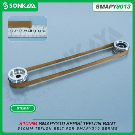 Sonkaya SMAPY9013 Bag Sealing Machine Teflon Belt 810 mm