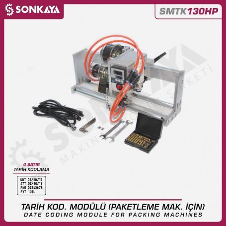 Sonkaya SMTK130HP Tarih Kodlama Paketleme Makinası İçin