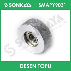 Sonkaya SMAPY9031 Continuous Bag Sealing Machine Pattern Wheel