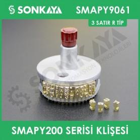 SMAPY9061 SMAPY200 Serisi İçin Klişe