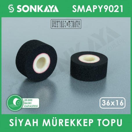 SMAPY9021 Continuous Bag Sealing Machine Ink Roller