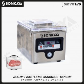 SMVK126 Vacuum Sealing Machine 26cm 5mm