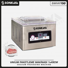 SMVK150 Chamber Vacuum Sealing Machine 49cm 10mm