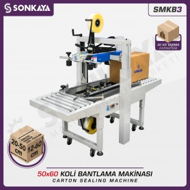 Sonkaya SMKB3 Carton Sealing Machine 50x60cm