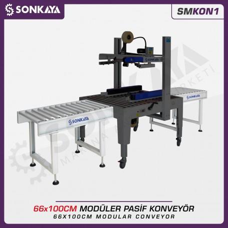 Sonkaya SMKON1 Pasif Konveyör 66x100cm