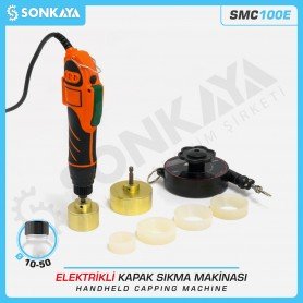 SONKAYA SMC100E Handheld Capping Machine