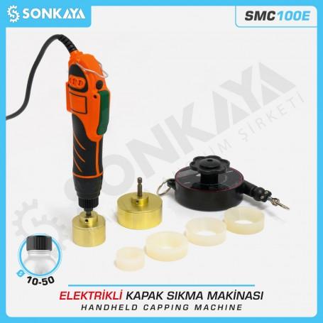 SONKAYA SMC100E Handheld Capping Machine