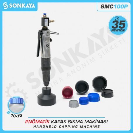 SONKAYA SMC100P Handheld Capping Machine