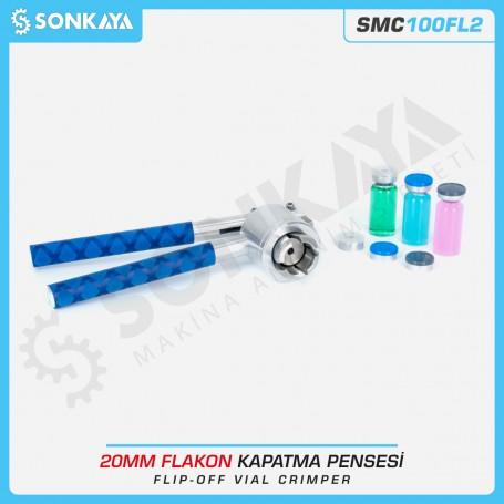 SONKAYA SMC100FL2 Flip Off Flakon Kapatma Pensesi 20mm