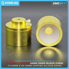 SONKAYA SMC9011 Capping Silicon Chuck 10-30mm