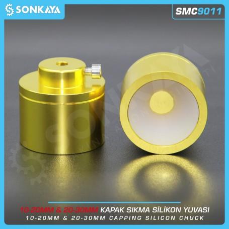 SONKAYA SMC9011 Kapak Kapatma Silikon Yuvası 10-30mm