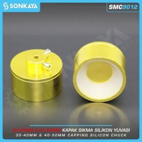 SONKAYA SMC9012 Kapak Kapatma Silikon Yuvası 30-50mm