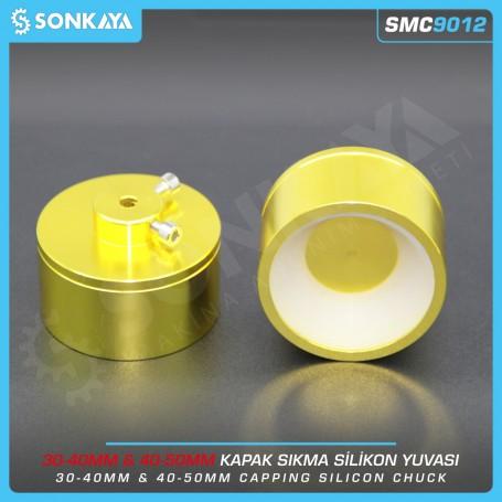SONKAYA SMC9012 Capping Silicon Chuck 30-50mm