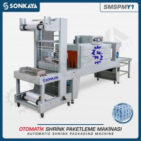 Sonkaya SMSPMY1 Otomatik Shrink Ambalaj Makinası