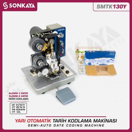 Sonkaya SMTK130Y Semi Auto Date Coding Machine