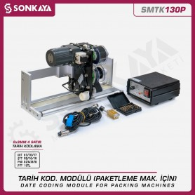 Sonkaya SMTK130P Auto. Date Coder For Packing Machines
