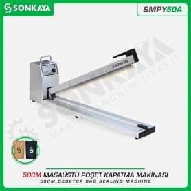 Sonkaya SMPY50A 50cm Bag Sealing Machine Aluminum Case