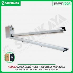 Sonkaya SMPY100A 100cm Poşet Ağzı Kapatma Makinası