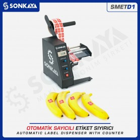Sonkaya SMETD1 Automatic Label Dispenser With Counter