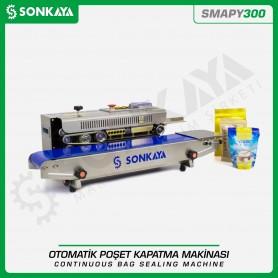 Sonkaya SMAPY300 Konveyörlü Poşet Ağzı Kapatma Makinası