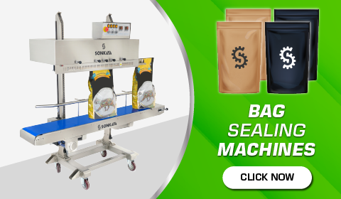 Sonkaya Category Bag Sealing Machines