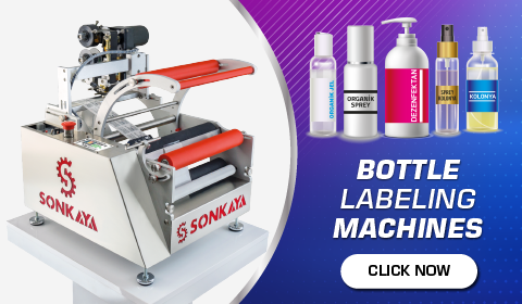Sonkaya Category Bottle Labeling Machines