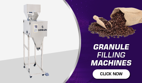 Sonkaya Category Granule Powder Fillers