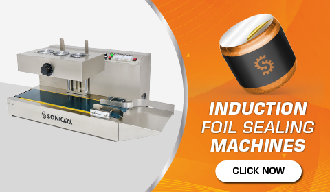 Sonkaya Category Induction Foil Sealers