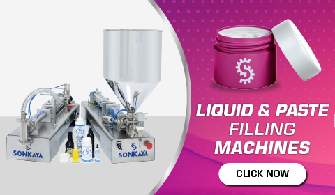 Sonkaya Category Liquid Paste Fillers