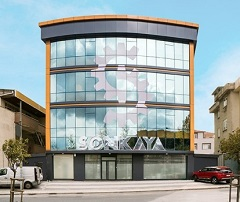 Sonkaya Showroom Building